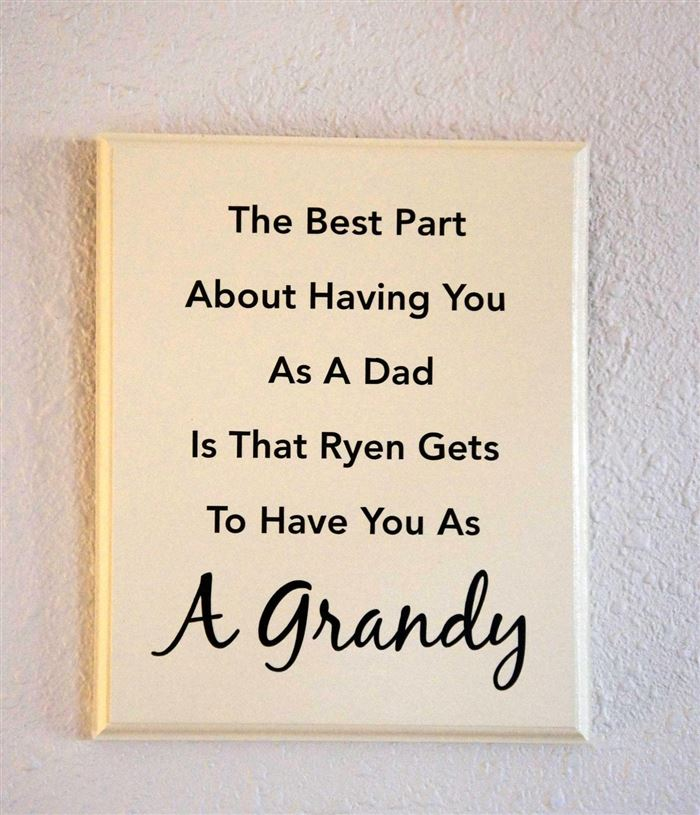 Unique Happy Father's Day Sayings For Grandfather