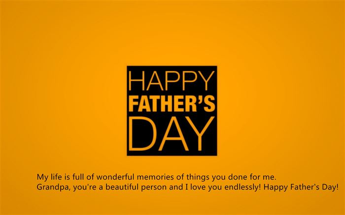 Top Happy Father's Day Card Sayings For Grandfather