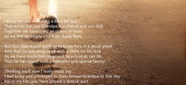 Top Happy Father's Day Poems For Deceased Grandfather