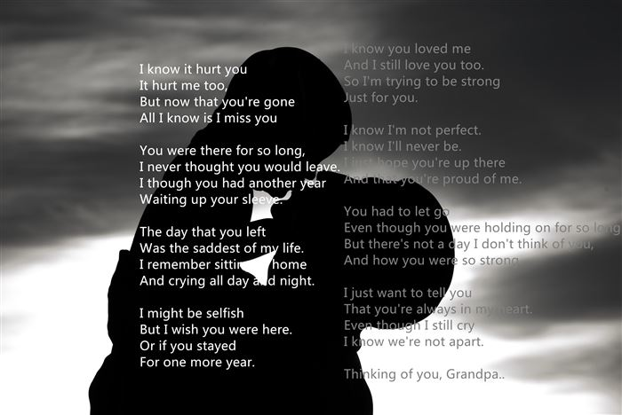 Meaningful Happy Father's Day Poems For Deceased Grandfather