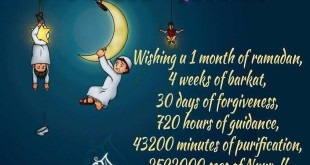 Best Funny Ramadan Mubarak Messages