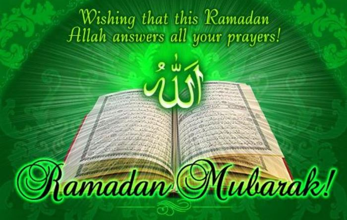 Free Funny Ramadan Mubarak Messages