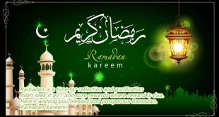 Best Greeting Messages For Ramadan Kareem