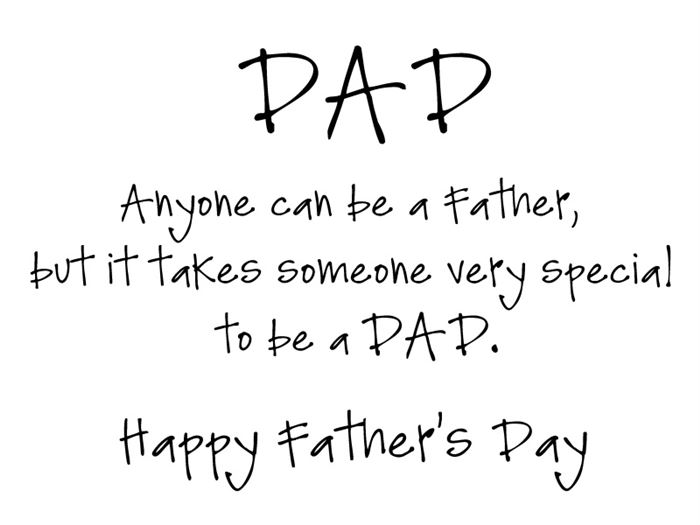 Meaningful Happy Father's Day Greeting Cards Quotes