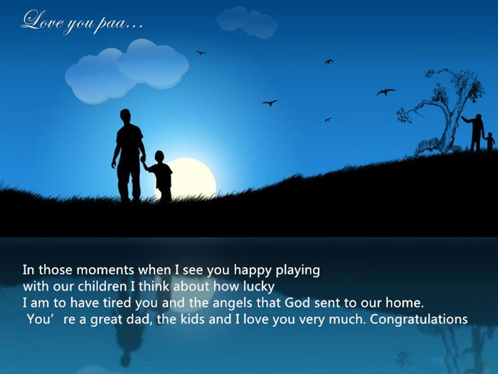 Meaningful Happy Father's Day Wishes For Husbands