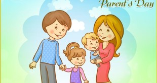 Best Happy Parents Day Greeting Card Messages