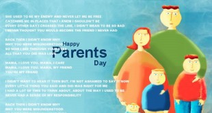 Best Happy Parents Day Songs From Children