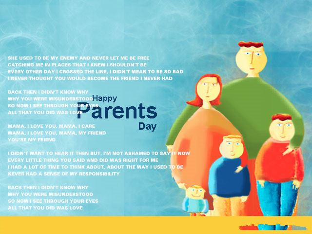 Meaningful Happy Parents Day Songs From Children