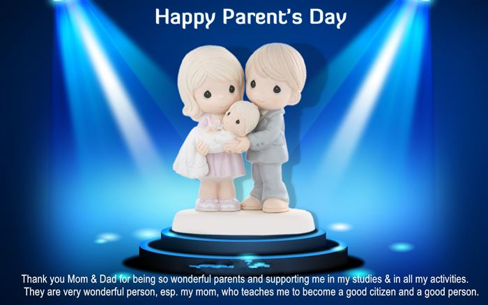 Best Happy Parents Day Thank You Messages