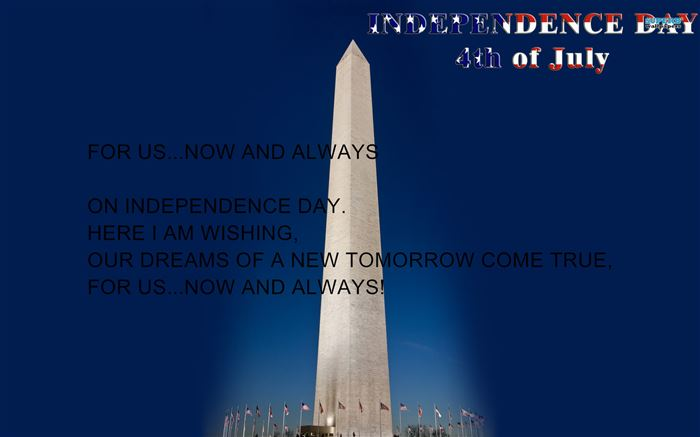 Meaningful Happy USA Independence Day Messages Pictures
