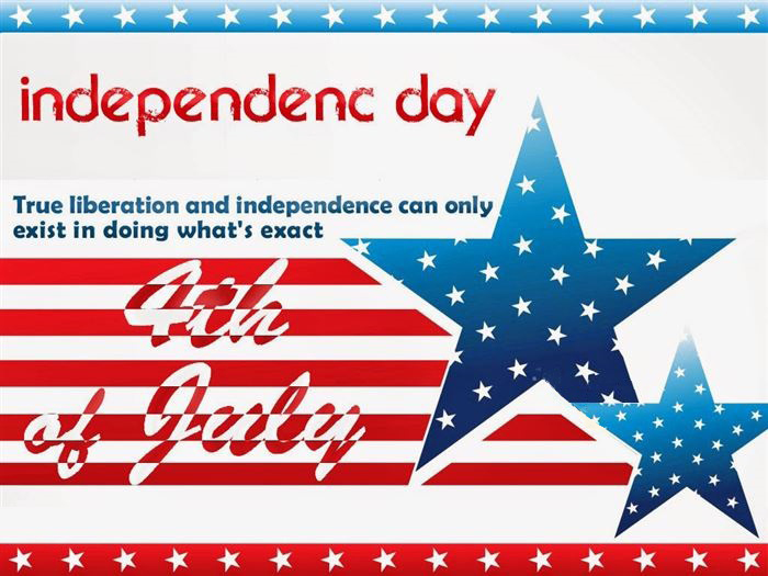 Famous Independence Day 4th Of July Quotes