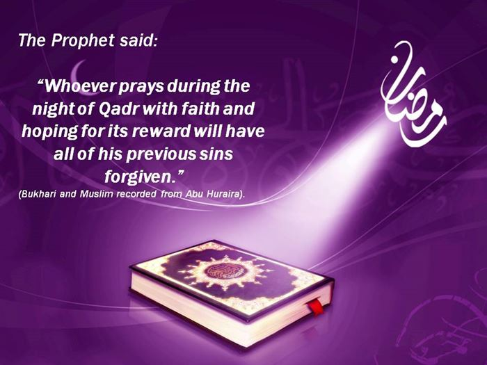 Meaningful Quotes About Ramadan And Forgiveness