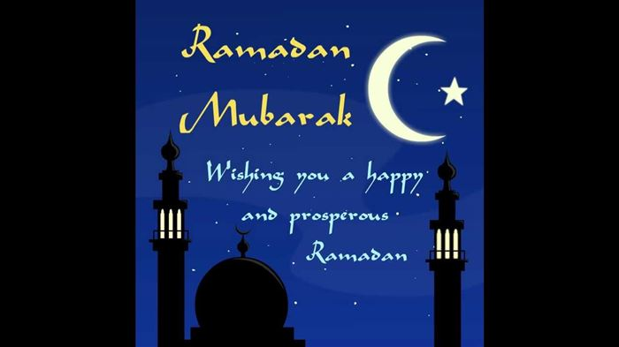 Inspirational Ramadan Greeting Cards In English