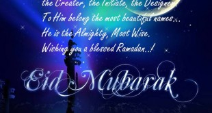 Best Ramadan Greeting Text In English