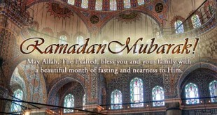 Best Ramadan Greetings Quotes In English
