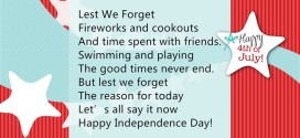 Best USA Independence Day Poems For Kids