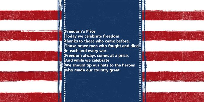 Meaningful USA Independence Day Poems For Kids
