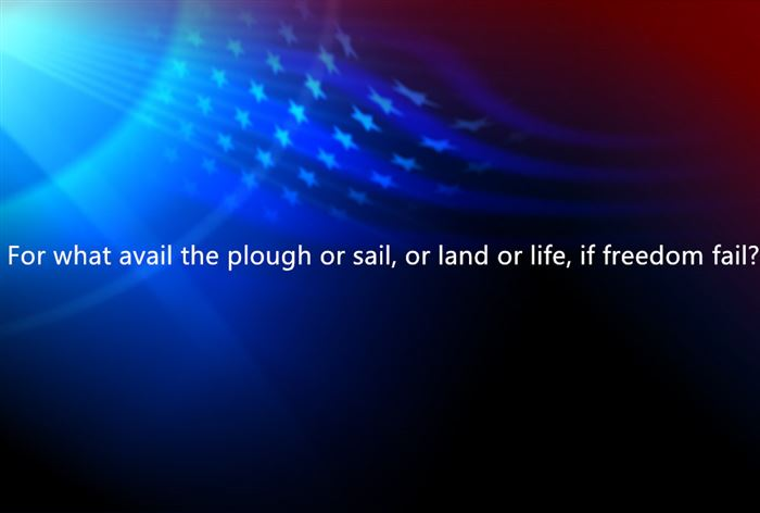 Inspirational 1776 Independence Day Quotes