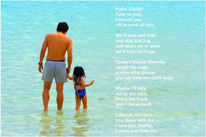 Famous Christian Happy Father's Day Poems From Daughter