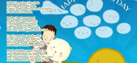 Famous Happy Father's Day Poems For Kids Without Dads