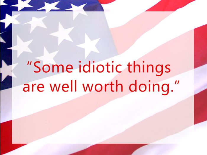 Meaningful Independence Day Quotes By Richard Ford