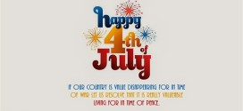Famous United States Independence Day Quotes