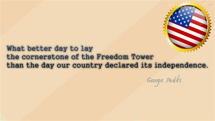 Meaningful United States Independence Day Quotes