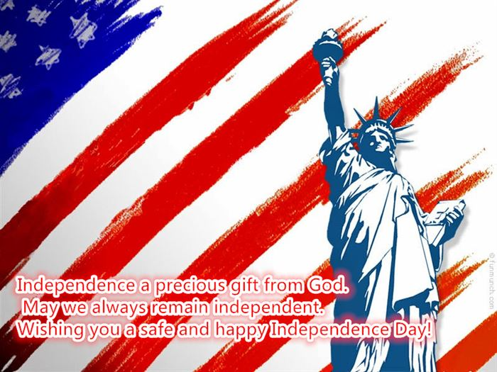 Famous USA Independence Day Wishes