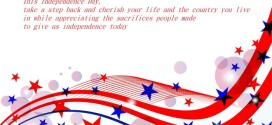 Free 4th July Independence Day Messages