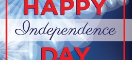 Free Beautiful Greetings On The USA Independence Day