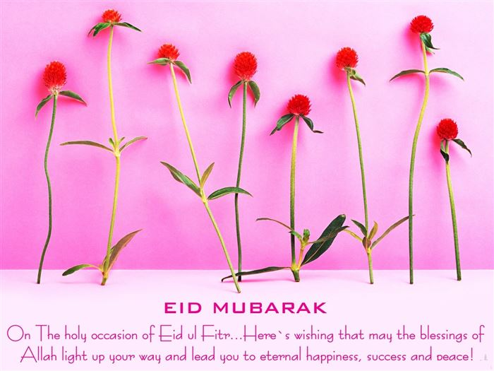 Unique Eid Mubarak Greeting Cards For Facebook