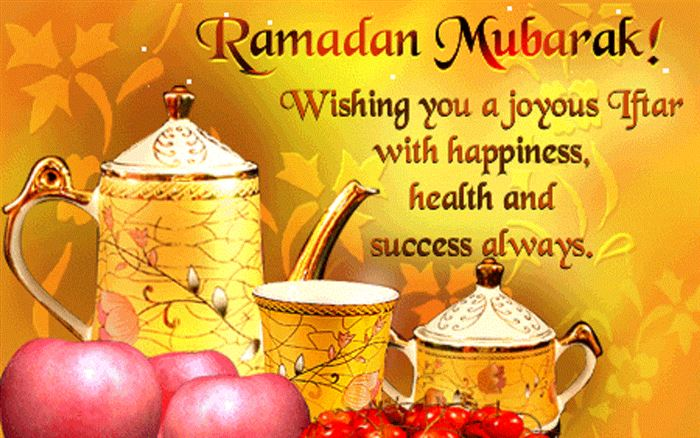 Meaningful Ramadan Mubarak Greeting Cards