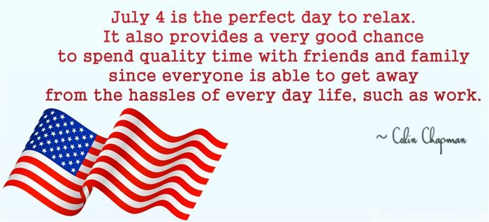 Meaningful USA Independence Day Cards Messages