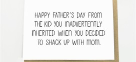 Funny Happy Father's Day Greeting Card Sayings