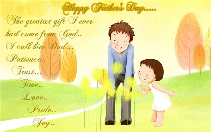 Best Funny Happy Father's Day Messages From Children