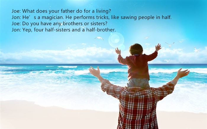 Happy Father's Day Messages From Children Funny