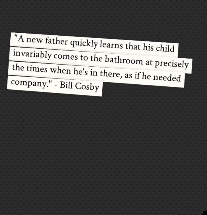 Happy Father's Day Quotes By Bill Cosby Funny
