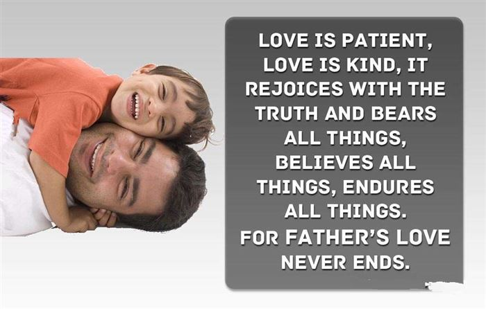 Inspirational Happy Father's Day Wishes And Quotes