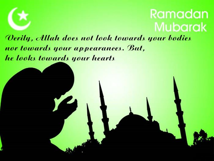 Inspirational Ramadan Mubarak Messages For Friends