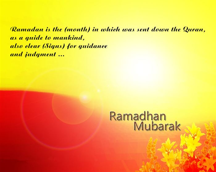 Unique Ramadan Mubarak Messages For Friends