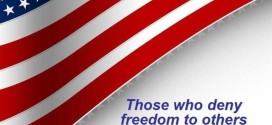 Inspirational USA Independence Day Message Greeting