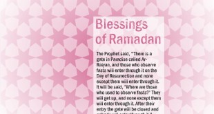 Meaningful Blessing Of Ramadan Quotes