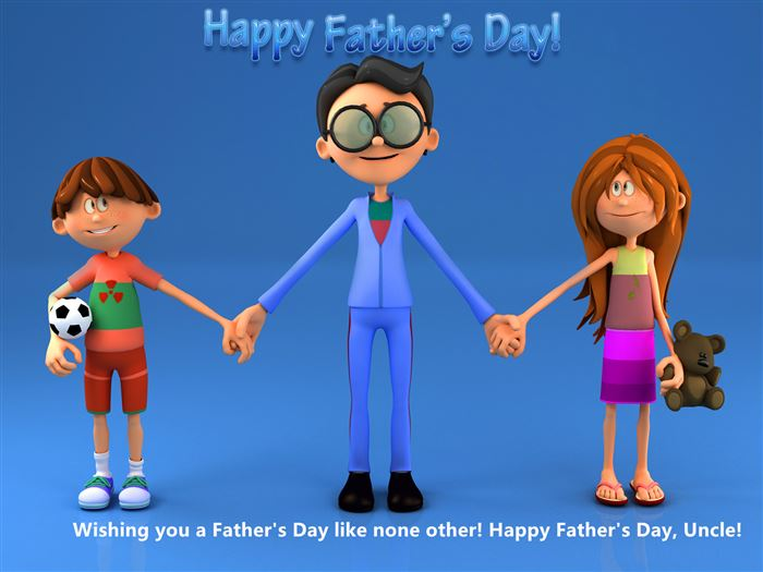 Unique Happy Father's Day Message To Uncle
