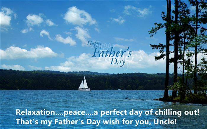 Famous Happy Father's Day Message To Uncle