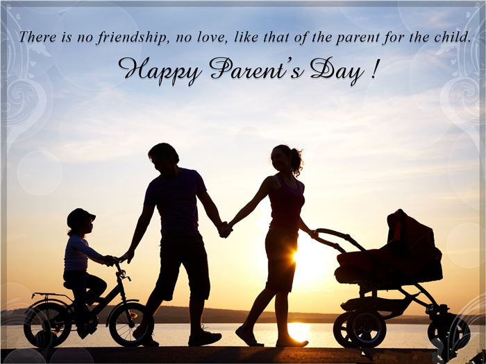 Meaningful Happy Parents Day Wishes Quotes