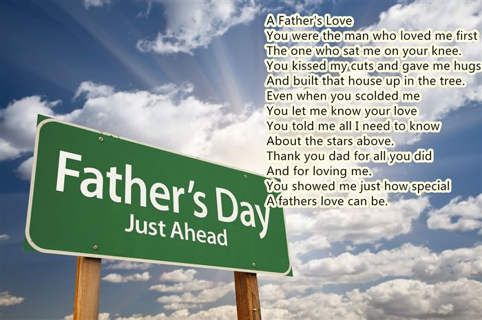 Unique Poems For Father's Day From Daughters