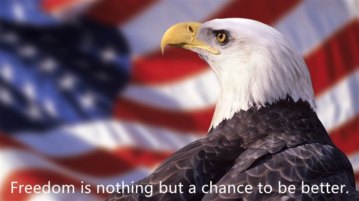 Meaningful USA Independence Day Messages For Facebook
