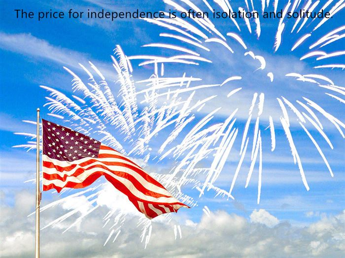 Unique USA Independence Day Messages For Facebook