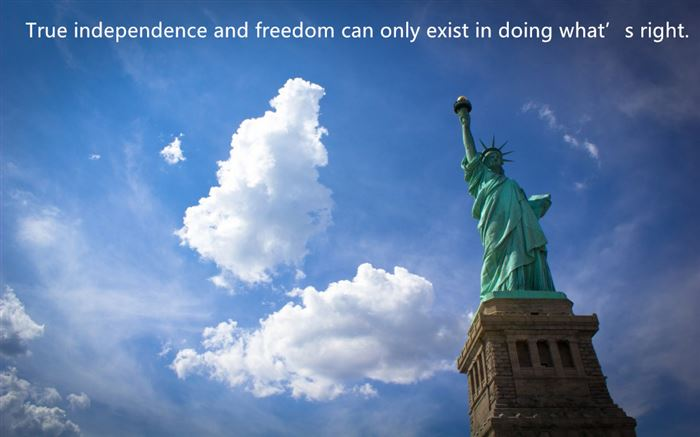 Best USA Independence Day Messages For Facebook