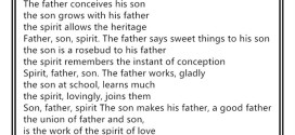 Short Christian Happy Father's Day Poems From Preschoolers